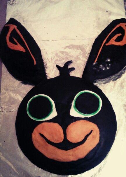 Bing bunny birthday cake ideas for meela pinterest