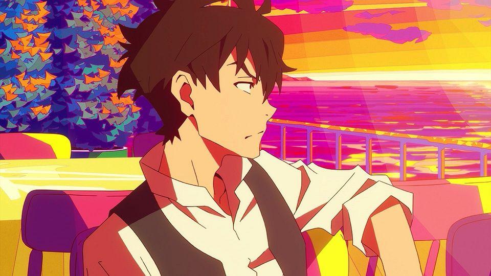 "GREAT PRETENDER"" Edamura Masato (Edamame) ( | Anime, Aesthetic anime, Painting art projects"