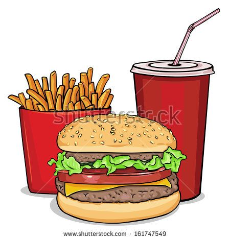 Image Result For Cheeseburger And Fries Cartoon Dessin Hamburger Hamburger Dessin Alimentation