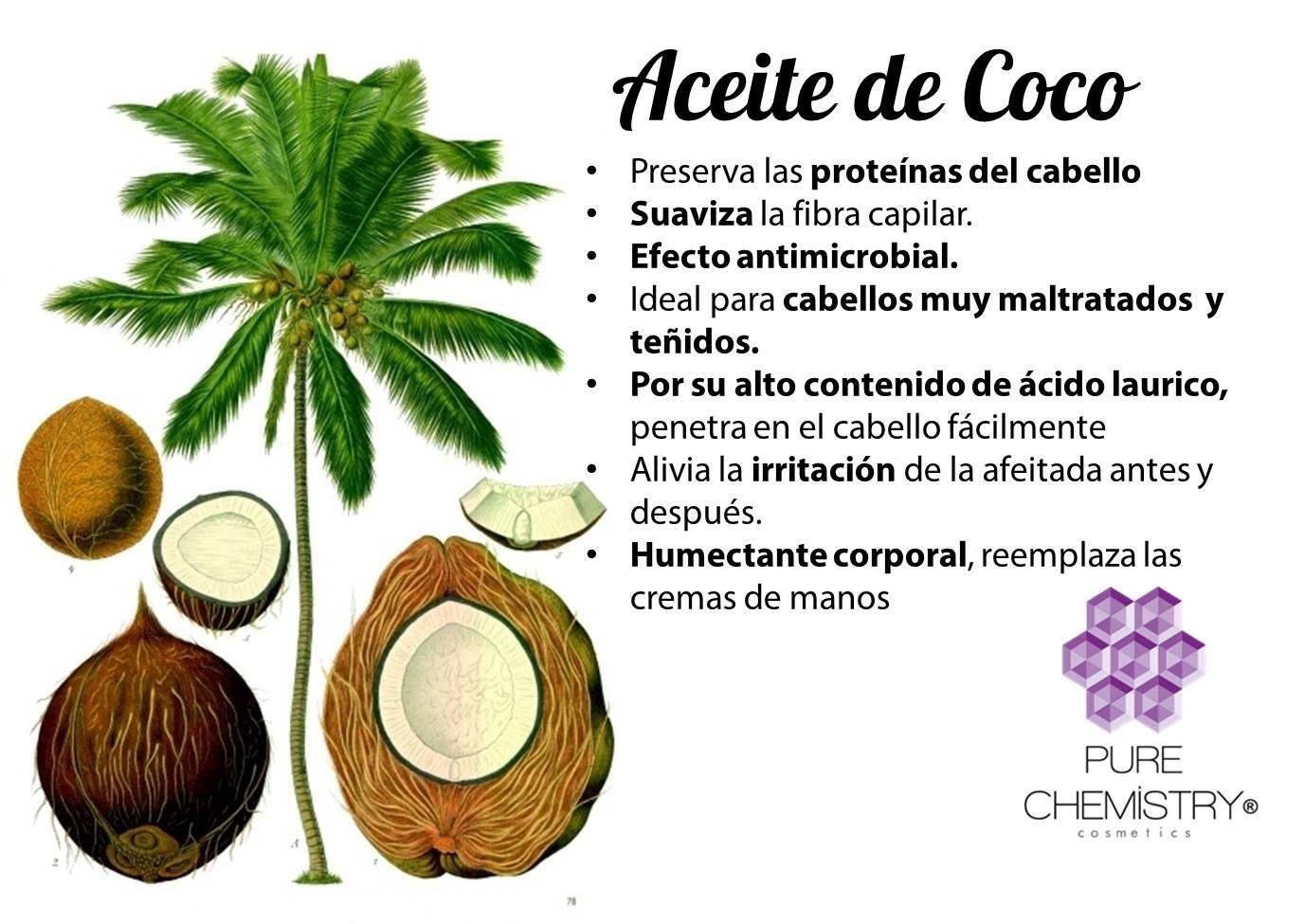 Aceite De Coco Virgen Orgánico Ecocert Prensado En Frio Aceite De Coco Cuidados Para El Cabello Prensado En Frío