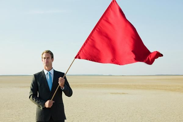 9 Red Flags When Talking To A Guy Her Campus Red Flag Flag Red