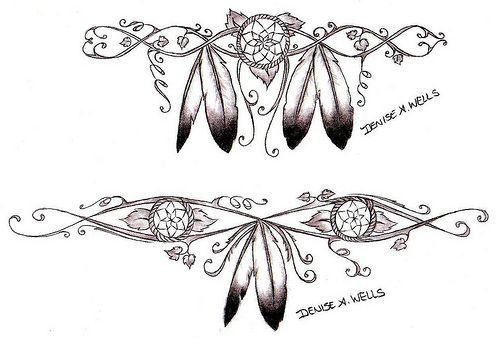 Comanche Tribal Tats Cause Im Part Comanche Tattoos I