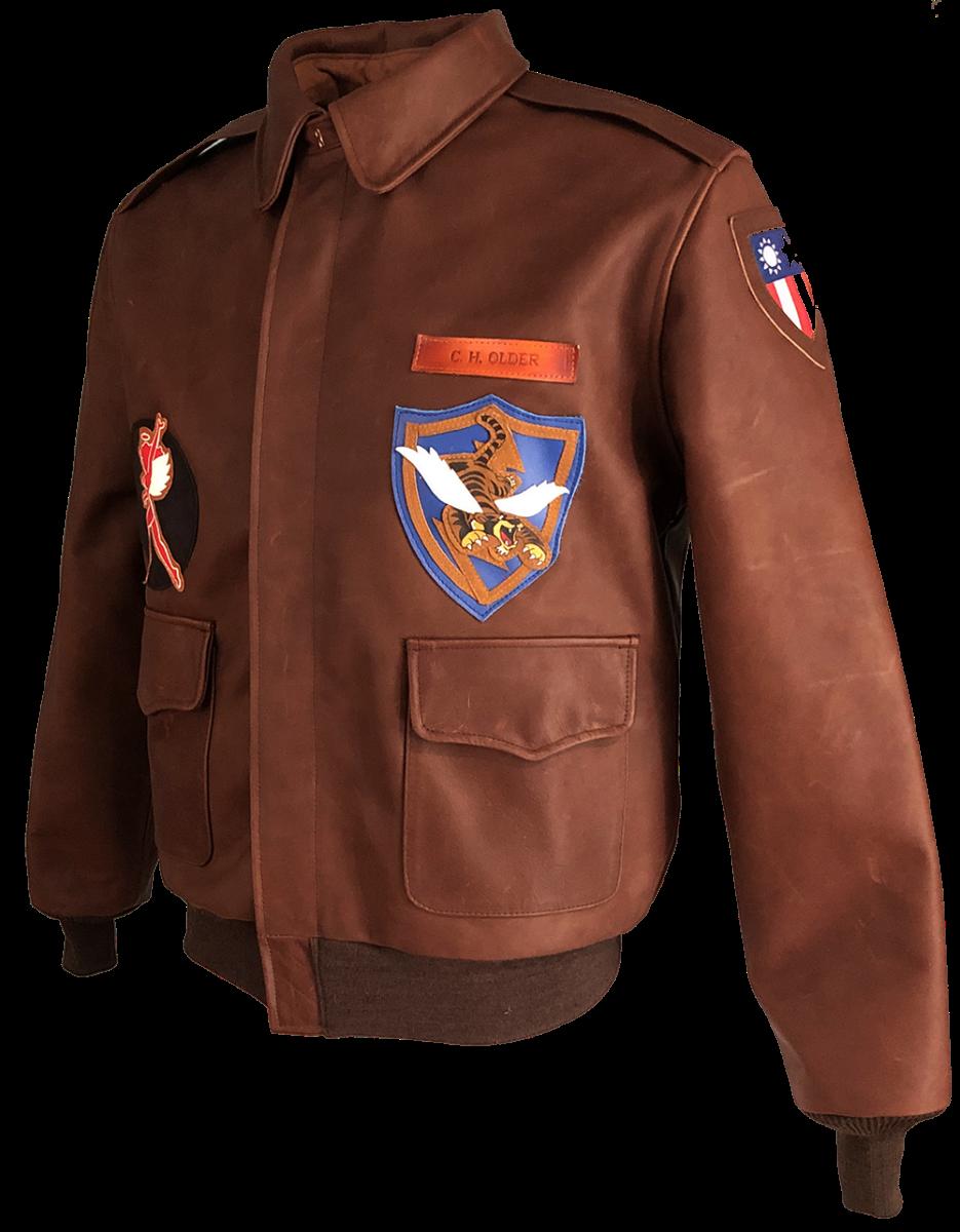 Flying Tigers A 2 Jacket [ 1200 x 935 Pixel ]