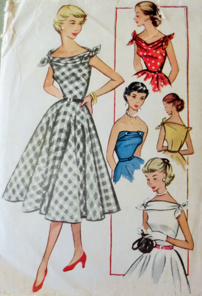 Vintage Dress Patterns 40s Pinterest Vintage Dress Patterns Stunning Vintage Dress Patterns 1950s