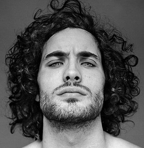 Curly Hairstyles For Men Inspiration Curly Hairstyles For Men  Curly Hairstyles Curly And Hair Style