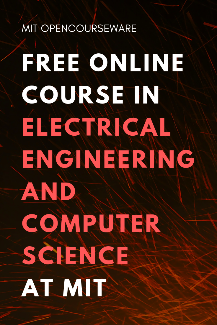 Introduction to Electrical Engineering and Computer Science
