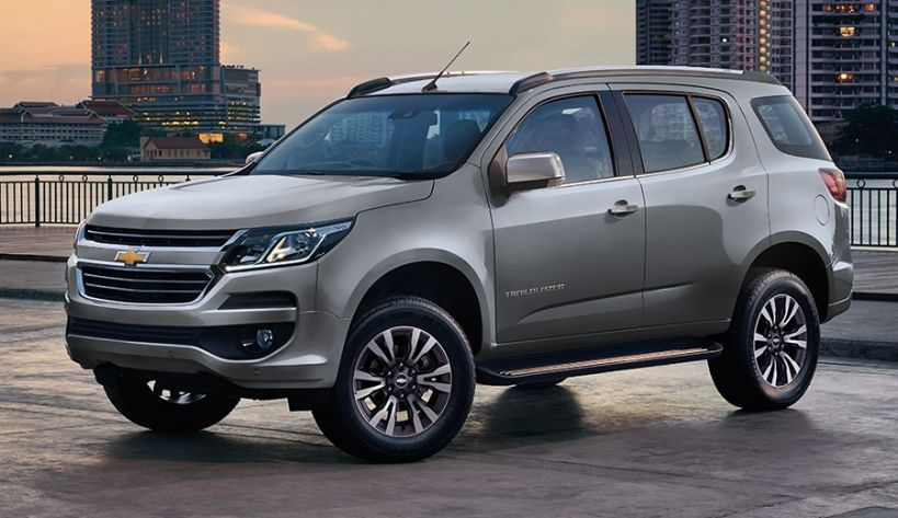 2020 Chevrolet Trailblazer Rumors | Chevrolet trailblazer ...