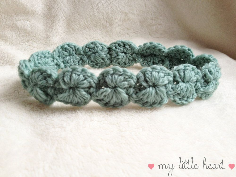 Bloom Crochet Headband (Headband Only)