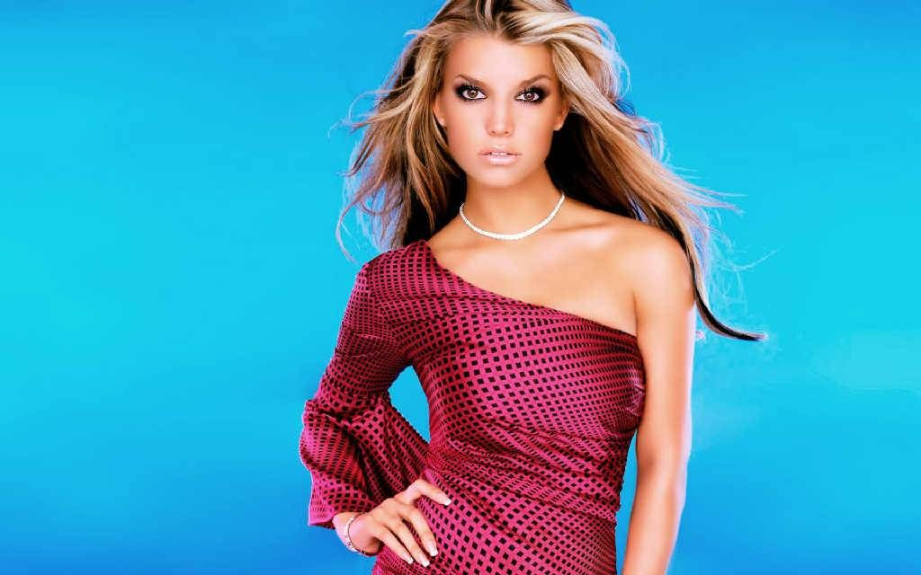 Jessica Simpson young | Jessica Simpson Young And Attractive Singer ...