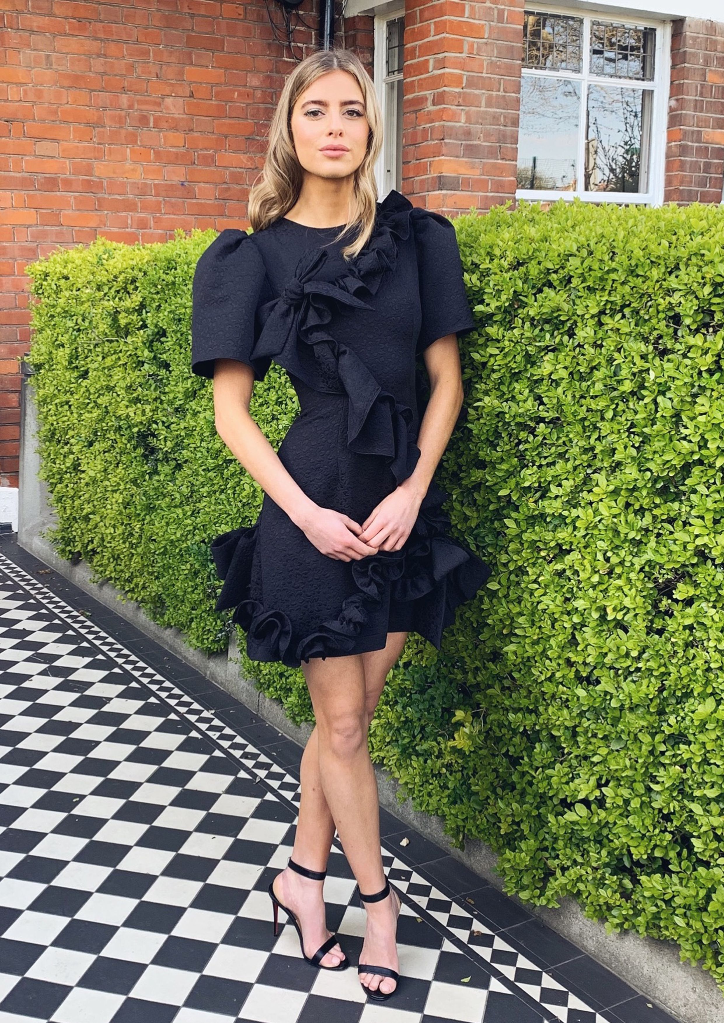 Nadia Parkes Style Fashion Style Nice Dresses [ 3507 x 2481 Pixel ]
