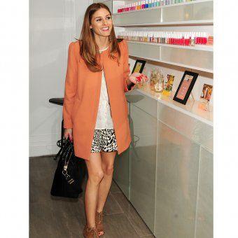 L'évolution du style vestimentaire d'Olivia Palermo : le manteau Zara
