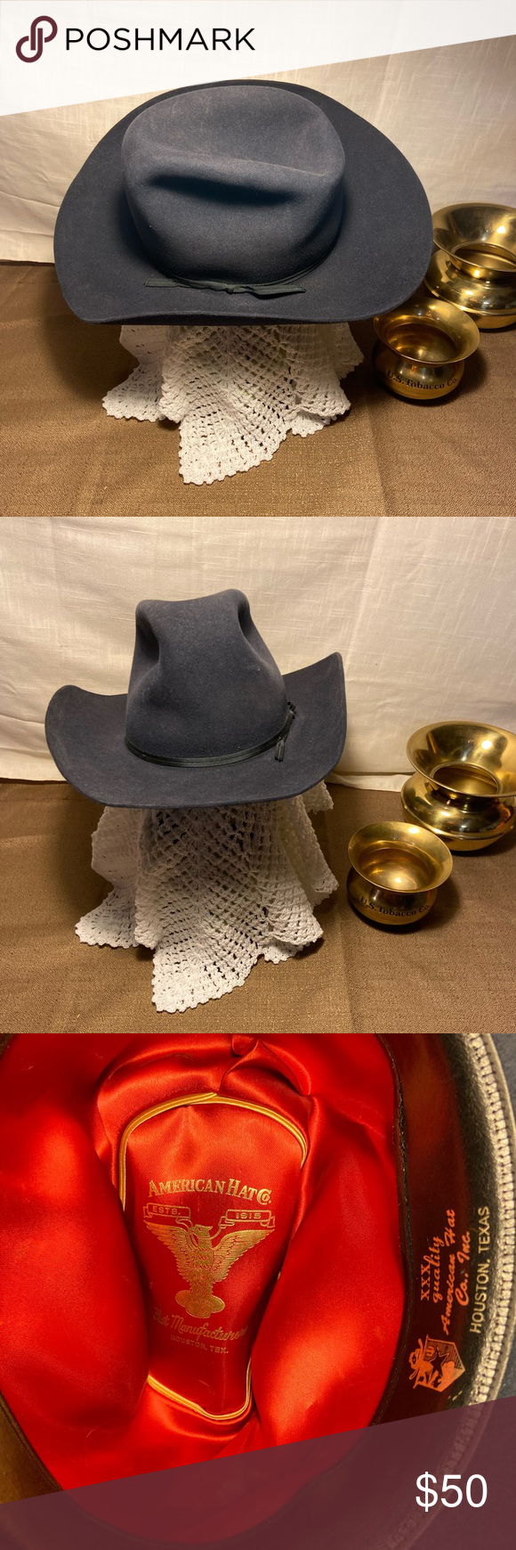 Cowboy Hat American Hat Company Cowboy Hats Cowboy Hats