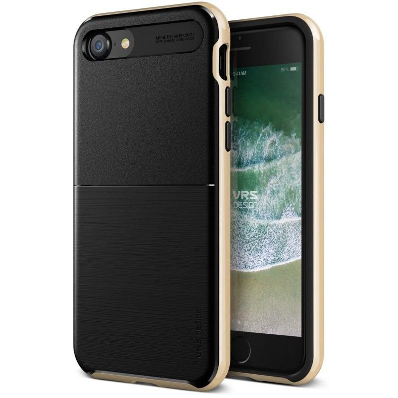 d3c1a370806e4 VRS Design iPhone 8/7 New High Pro Shield Kılıf Gold | iPhone 7 ...