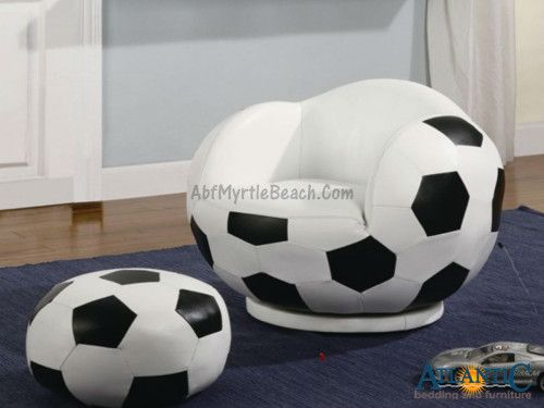 460178 Kids Sports Chairs Soccer If Your Child Has A Love For