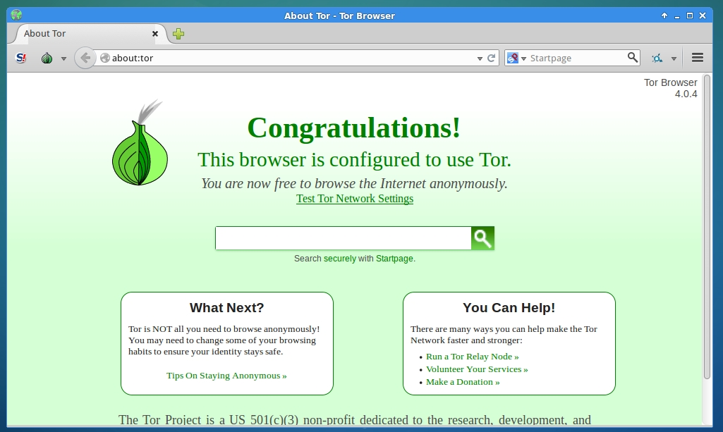 free download the tor browser