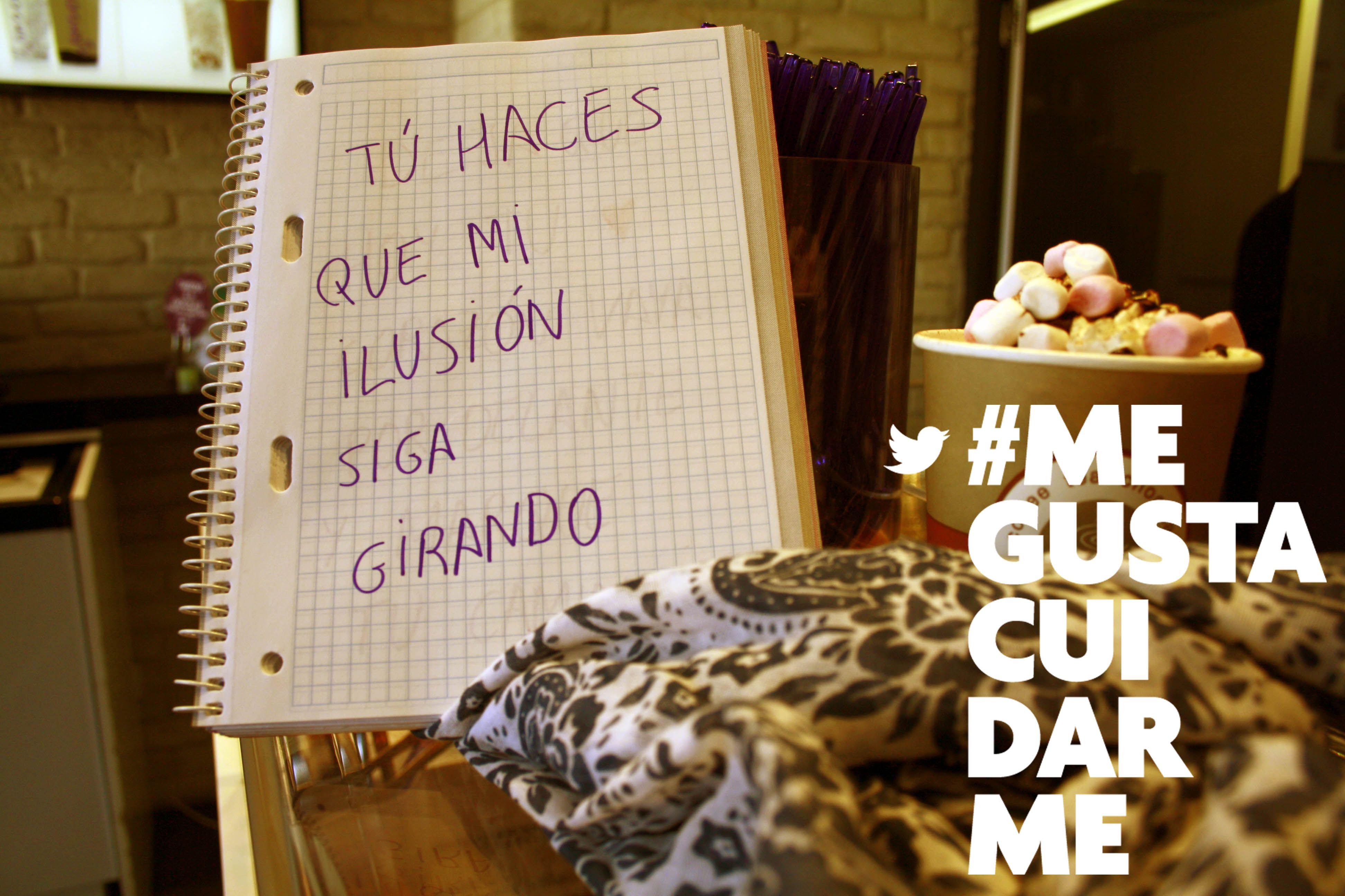 Tú haces que mi ilusión siga girando www.valencianashock.com