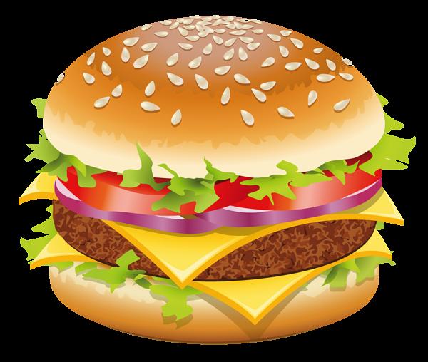 Hamburger PNG Vector Clipart Picture Molho para