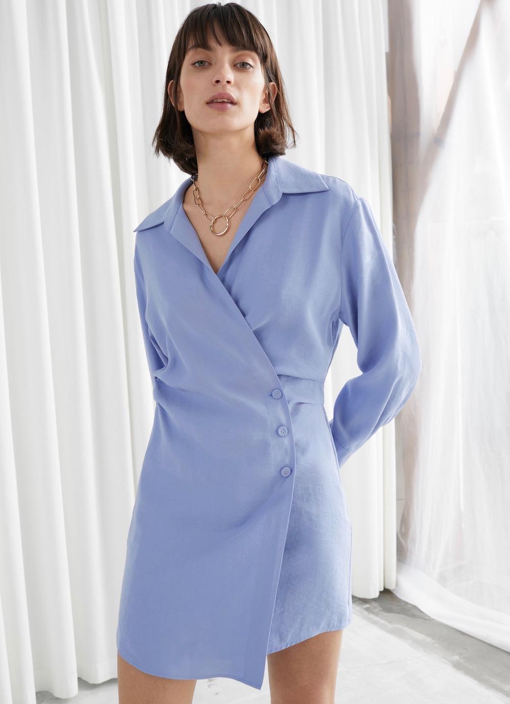 29++ Mini shirt dress information