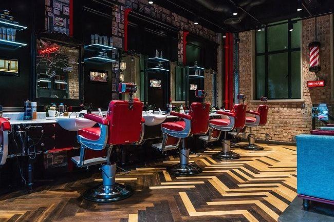 8 Of The Best Barbershops In London Barber Shop Barbershop