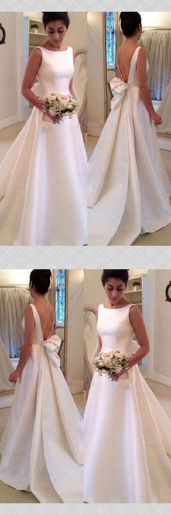 Prom dress long wedding dresses aline wedding dresses white in