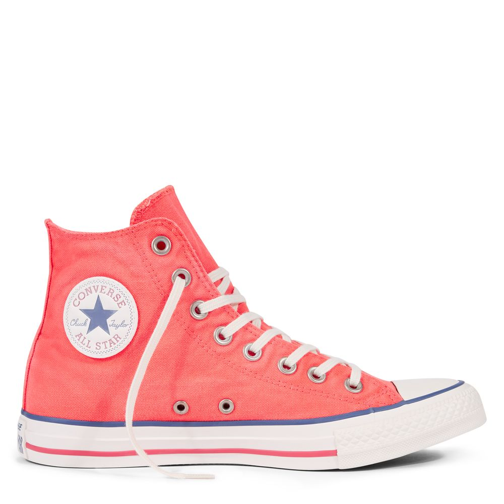converse blanche javel