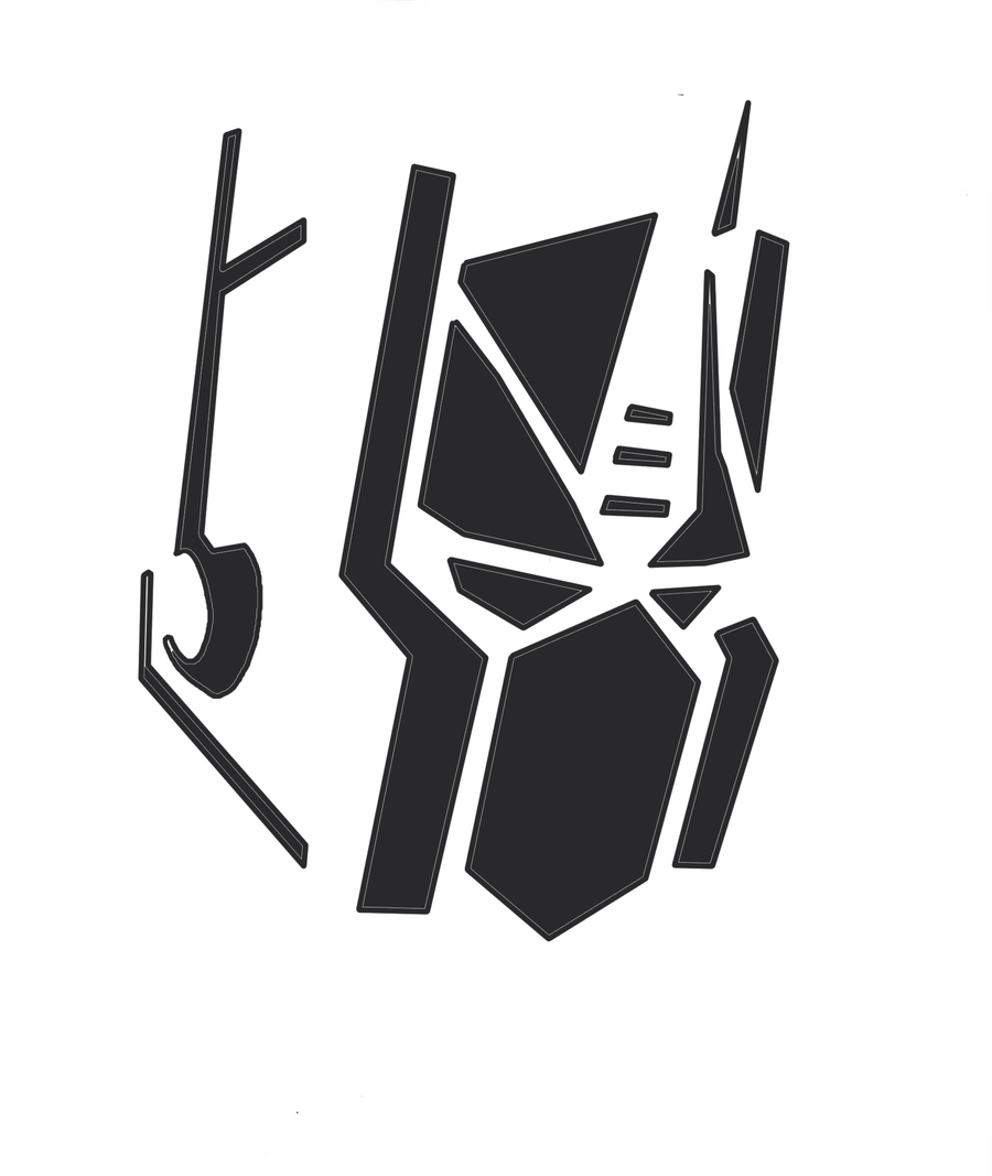 Optimus Prime Pumpkin Stencil by ~Tedimus on deviantART | carve ...
