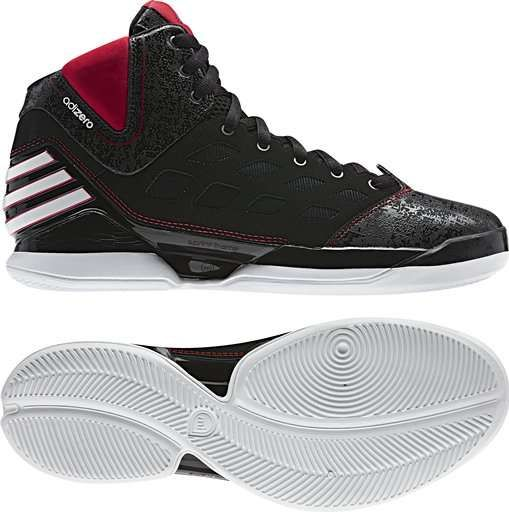 new style ee78e ae455 The Adidas adiZero Rose Dominate Line Shows Off New Colorways  shoes   footwear trendhunter.com