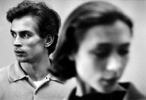 Elliott Erwitt. Rudolf Nureyev and Choreographer, 1963