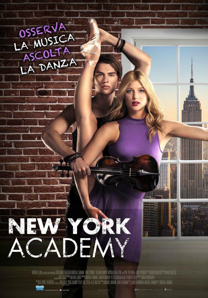 New York Academy Il Film Di Michael Damian Con Keenan Kampa E Nicholas Galitzine Dal 18 Agosto Al Cinema Film Commedie D Amore Film Romantici