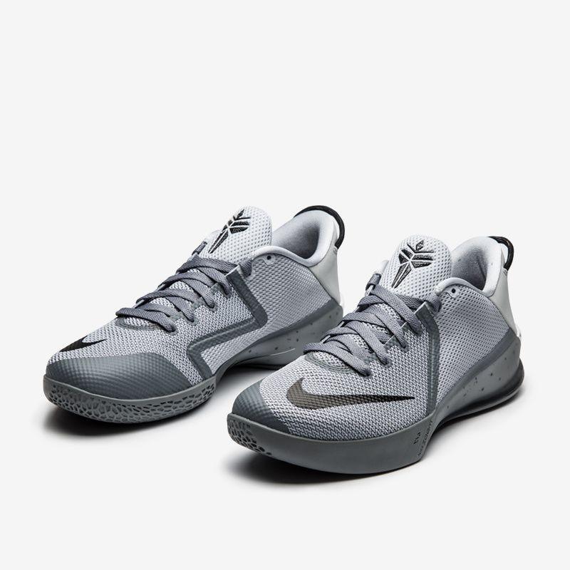 new product a1c5b d887a ... sale chaussures de sport nike zoom kobe venomenon 6 wolf grey cool grey  black 3c004 0943b