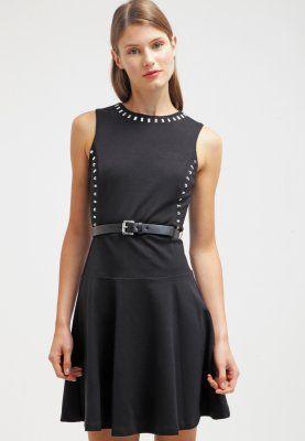 Pedir MICHAEL Michael Kors Vestido de tubo - black/silver por 229,95 € (8/12/15) en Zalando.es, con gastos de envío gratuitos.