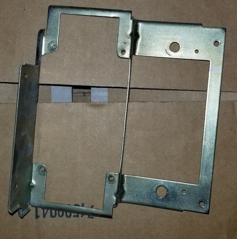 73 79 Ford Truck 78 79 Bronco Radio Heat Control Mounting Bracket 1973 1979 Oem Ebay Ford Trucks 79 Ford Truck Truck Accessories Ford