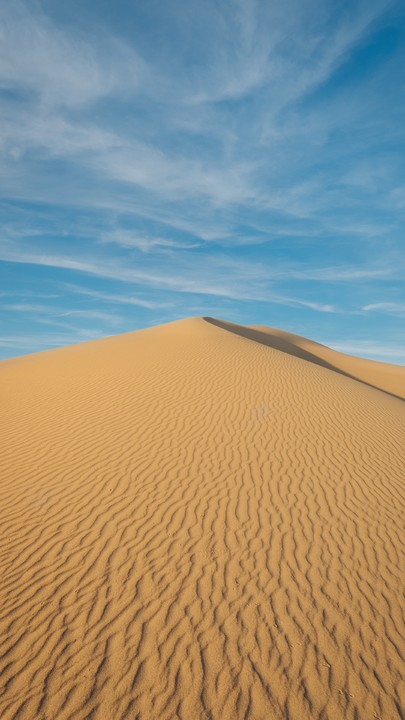 The Latest Iphone11 Iphone11 Pro Iphone 11 Pro Max Mobile Phone Hd Wallpapers Free Download Dunes Sand Desert Clear Blue Sky Wallpaper Free Download Sand
