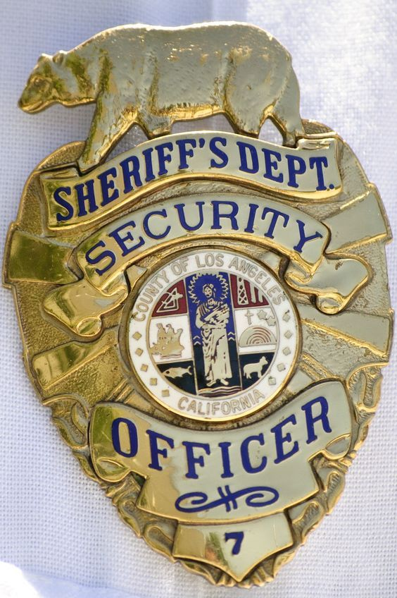 Los Angeles County Sheriff Department Security Division