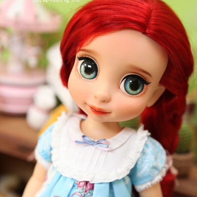 Disney Cindy Toddler Doll H15: #disneybabydoll #babydollariel #Ariel #babydoll #doll