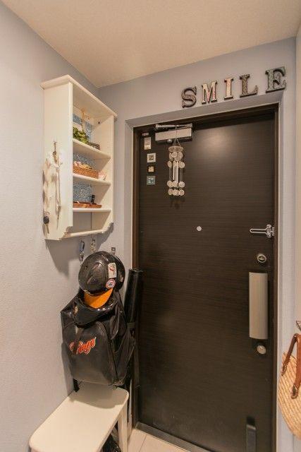 玄関が狭い 今すぐマネしたい 壁面収納 小ワザ4つ Sumai 日刊
