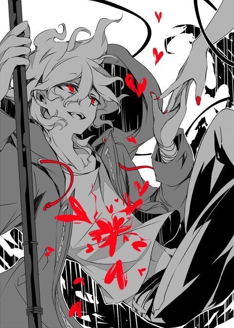 Nagito X Dead Reader