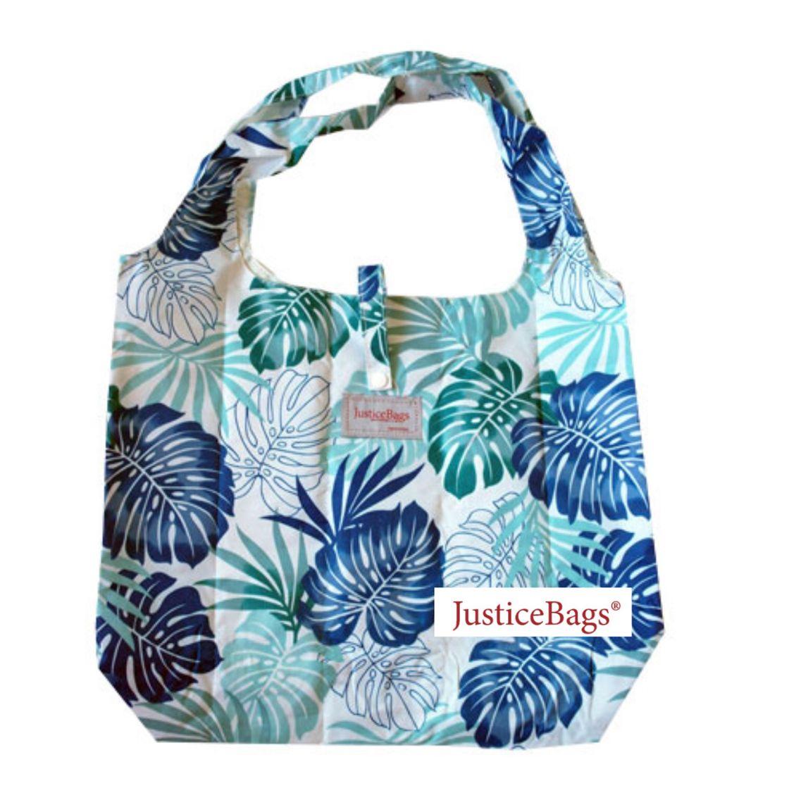 Justice Bags - Xanadu style in blue. #spring #bag #justicebags