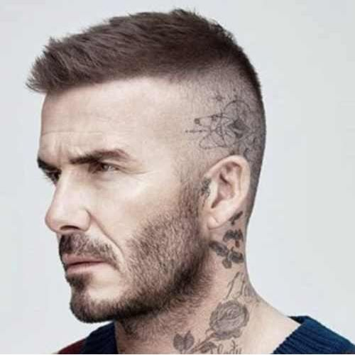 David Beckham Hairstyles 2019 This Time To See The World S Famous Men S Hairstyles Like The Dav Mens Hairstyles Short David Beckham Hairstyle Mens Hairstyles