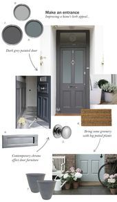 """Photo of Make an entrance: improving your home's kerb appeal – cate st hill  """"Eine schnel…"""