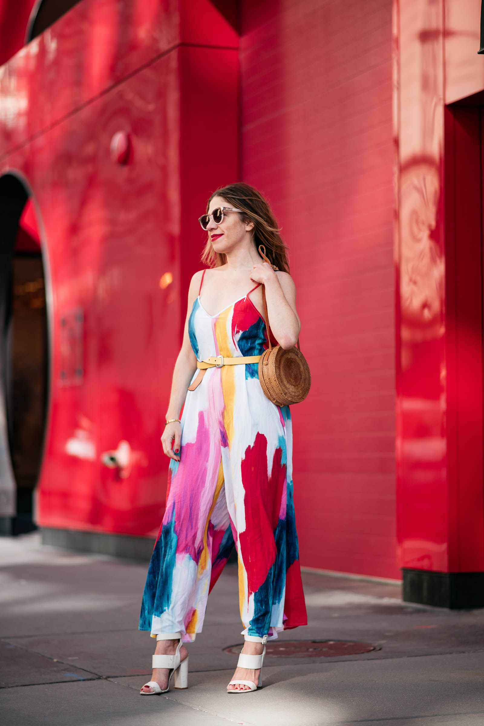 Mara Hoffman Carly Jumpsuit Summerstyle Summeroutfits All About