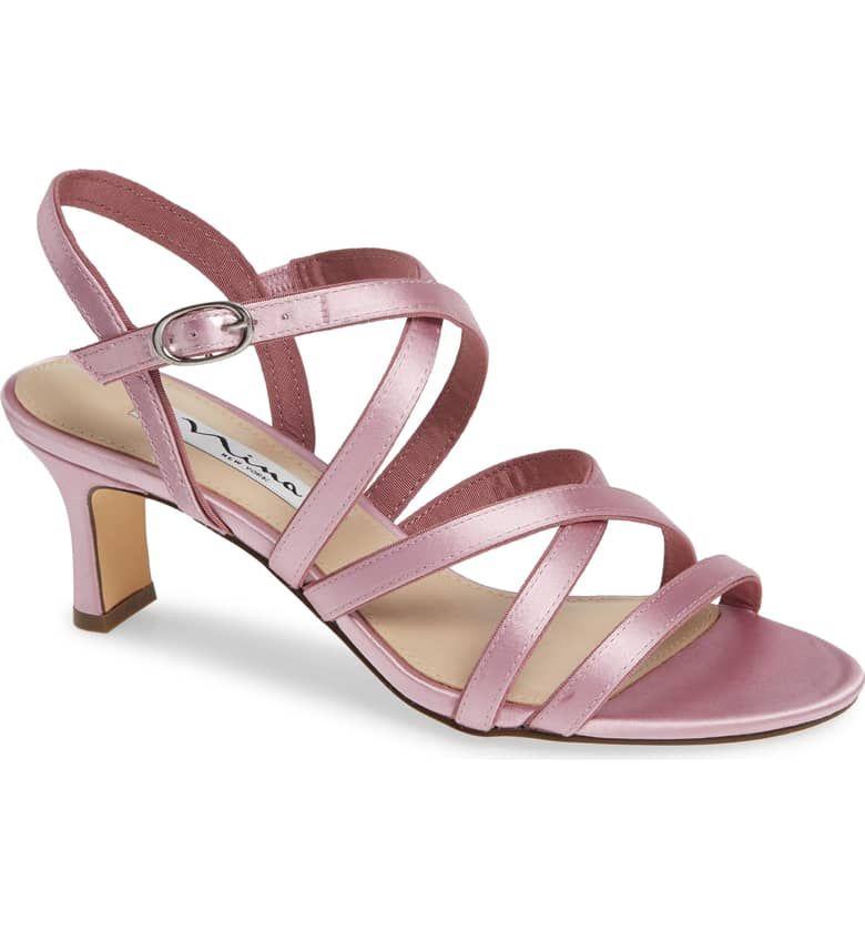 1faeaecbbeb Genaya Strappy Evening Sandal