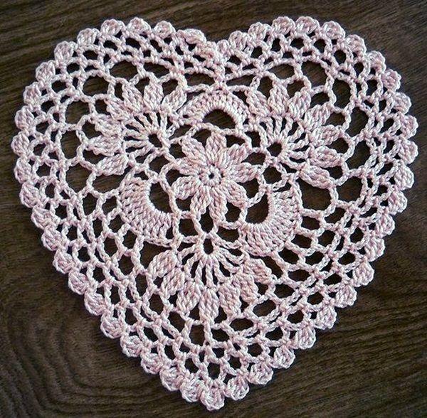 40 Pretty And Easy Crochet Doily For Beginners Crochet