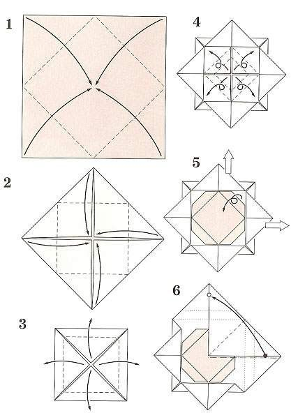 Simple flower origami diagram skin is for stories pinterest simple flower origami diagram ccuart Gallery