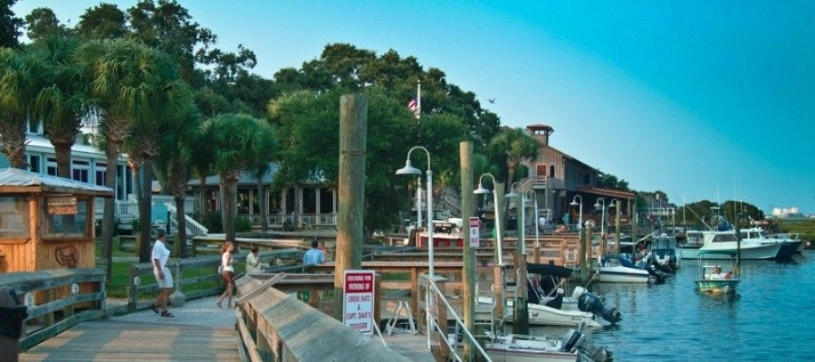 Restaurants in Murrells Inlet A Culinary Tour Myrtle