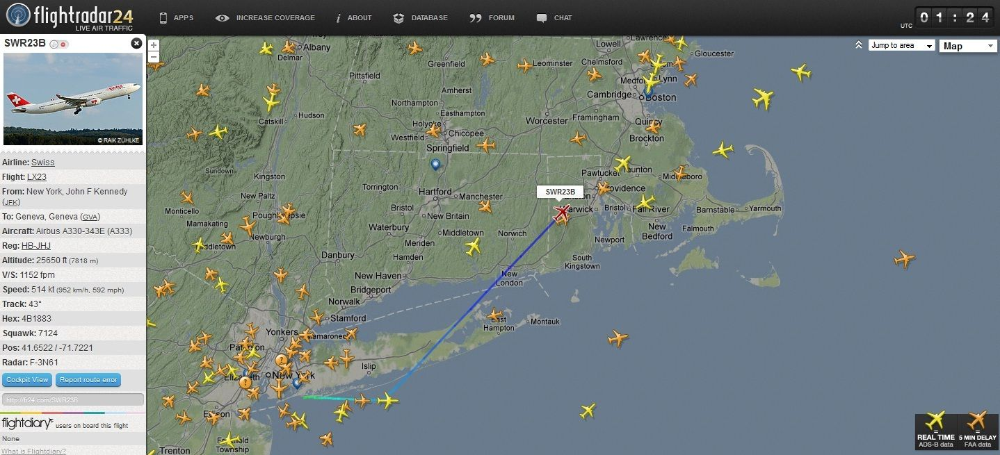 Live Flight Tracker Geography, Live, How to find out