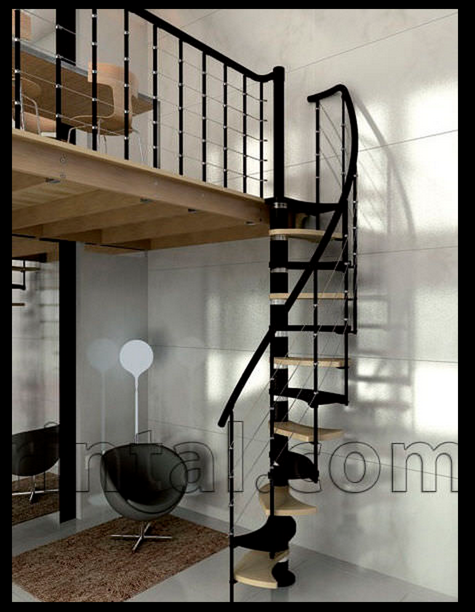 Escalier helicoidal castorama fashion designs - Escalier interieur castorama ...