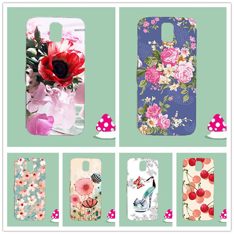 HOT ! Popular 10 Stylish Case For UMI Rome Special Design Cover Beautiful Flower Printing Case Brilliant Top Cover For Umi ROME