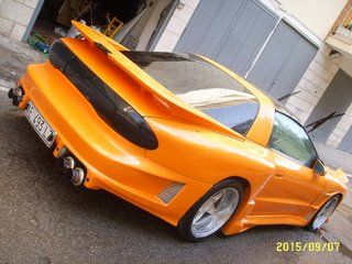 TransAm widebody    | If ur not first your last