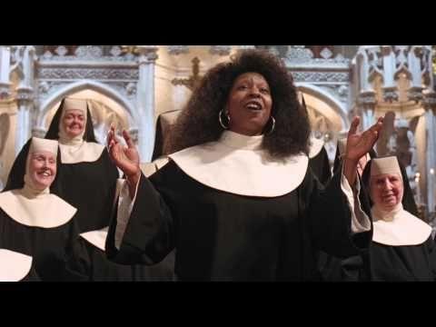 Sister Act I Will Follow Him Hd Sister Act Music Memories Gospel Song
